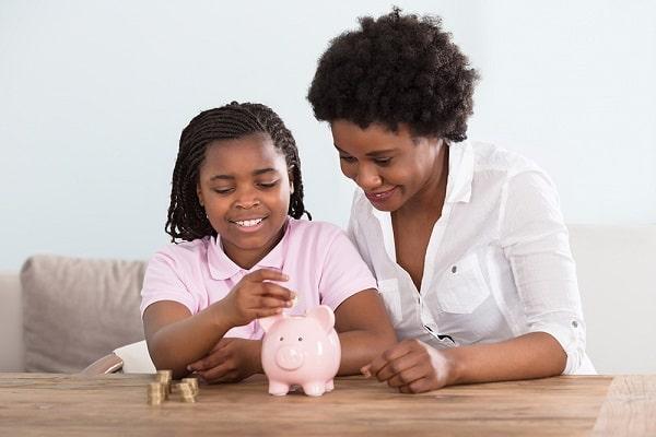 5 dicas de educação financeira para crianças