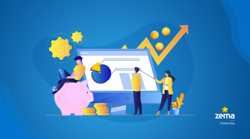 Zema Financeira lança a Cartilha de Educação Financeira e Digital, veja como baixar